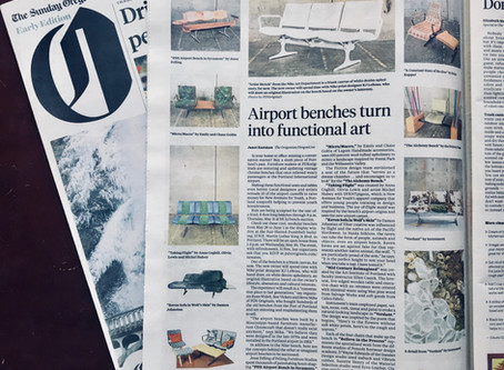 Oregonian Article on PDXoriginals Collaboration Auction to Benefit New Avenues for Youth