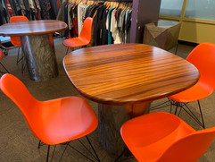 Oregon Screen Impressions Sapele Table Tops