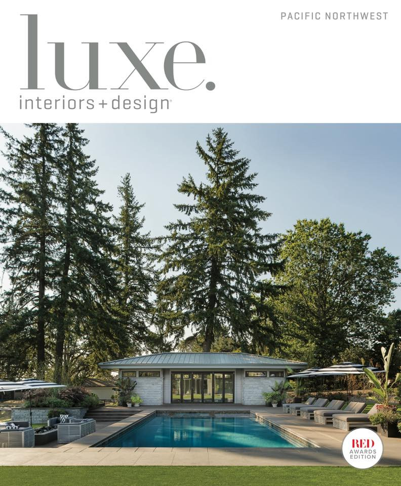 Cover for Luxe Magazine PNW 41st Edition Featuring PDXoriginals