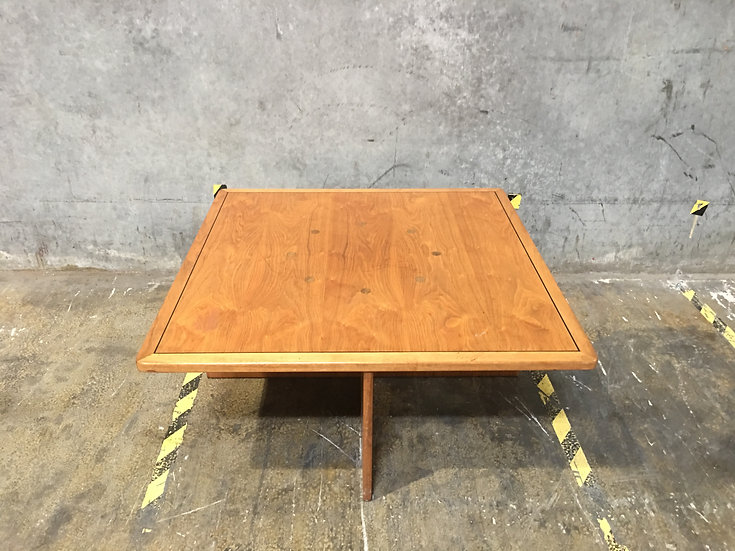 Drexel Declaration Square Coffee Table