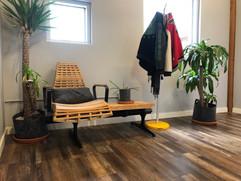 PDXoriginals TEDxPortland & Do503 Office Lobby Furniture