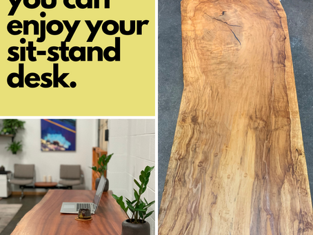 2021: The Year of the Custom Sit-Stand Desk