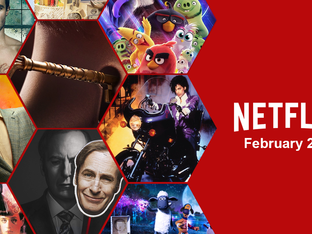 What's New Coming to Netflix in February 2020