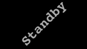 """Standby"""