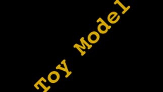 """Toy Model"" Investment Bundle"
