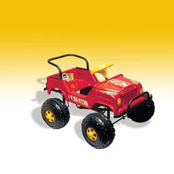 Art. 1801 Jeep 4x4. Rojo