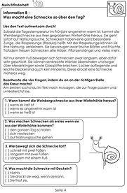 startlearnING - Mein Erfinderheft Schneckenbehausung