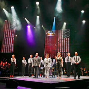 Cast of CHESS THE MUSICAL (StoreyBoard E