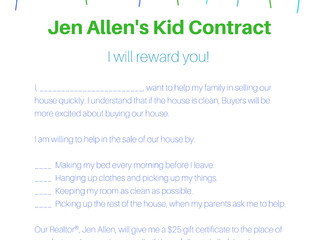 MY CONTRACT WITH SELLER'S KIDS