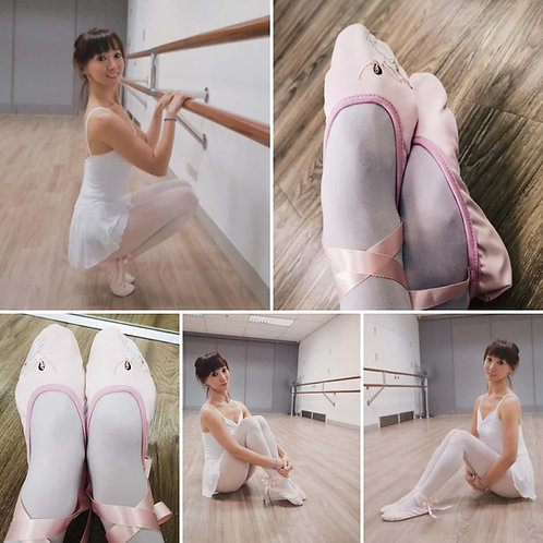 Kinder Gymnastikschuhe Ballerina