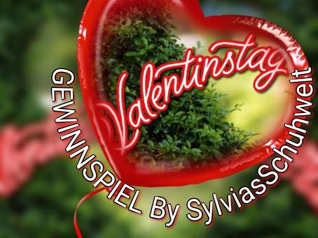 #Valentinstag Gewinnspiel by #Sylviasschuhwelt - gewinne ein Reisegutschein f. 2 Personen & 3 Tagen