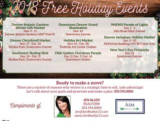 Holiday Events in Colorado