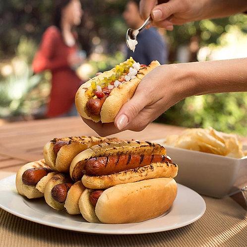 Brioche Hot Dog Bun
