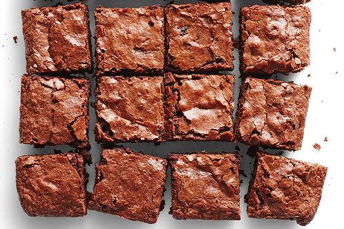 Tripple Choc Fudge Brownies