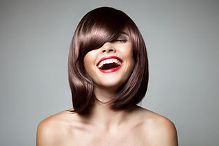 Yoso salon short brown hair
