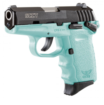 SCCY Industries CPX-1 SCCY Blue