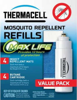 Thermacell 48hr Max Life Refill