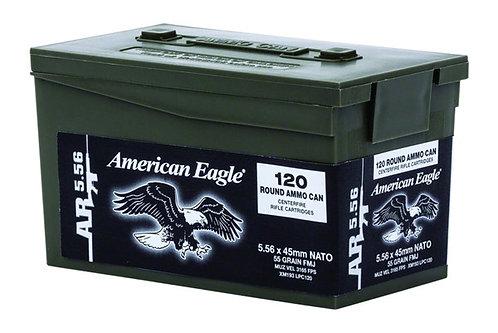American Eagle 556 NATO 55gr 120rds
