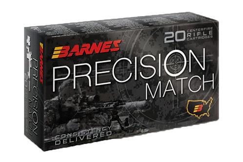 Barnes Precision Match 556NATO 69gr