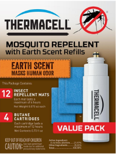 Thermacell 48hr Earth Refill