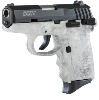 SCCY Industries CPX-1 Kryptec Grey