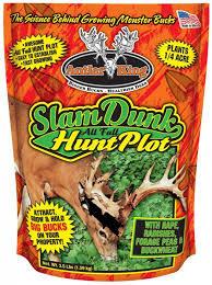 AntlerKing Slam Dunk Plot Seed