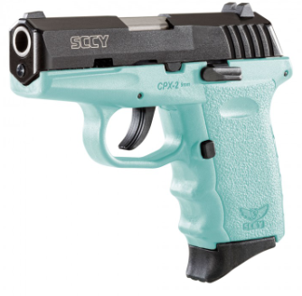 SCCY Industries CPX-2 SCCY Blue