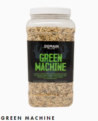 Domain Outdoor Green Machine
