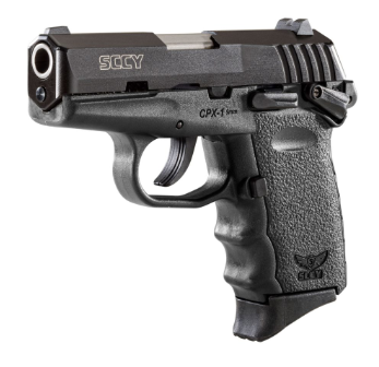 SCCY Industries CPX-1 Black