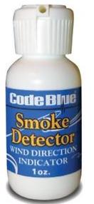 Code Blue Smoke Detector