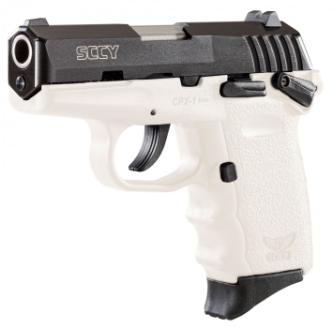 SCCY Industries CPX-1 White