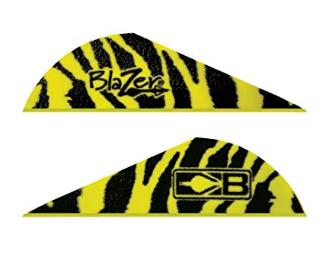 Bohning Blazer Tiger Vanes 100pk