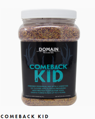 Domain Outdoor Comeback Kid