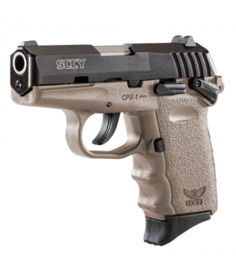 SCCY Industries CPX-1 Flat Dark Earth