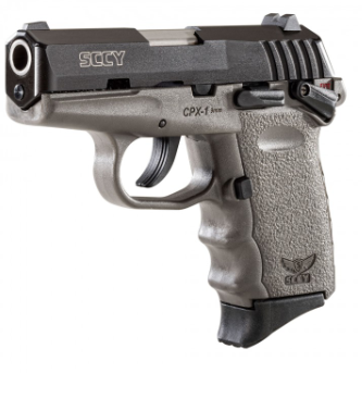SCCY Industries CPX-1 Sniper Grey