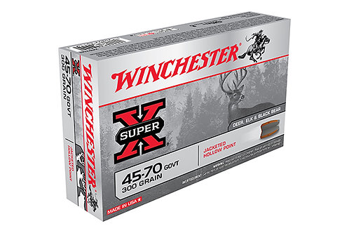Winchester 45-70JHP 300 gr