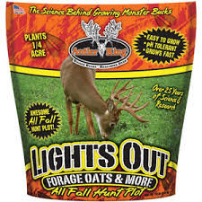 AntlerKing Lights Out Forage Oats