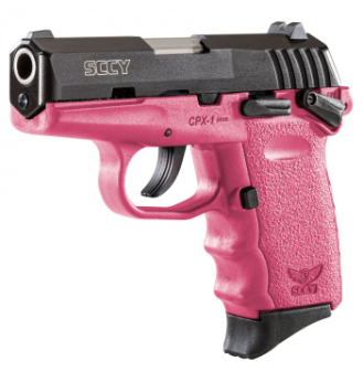 SCCY Industries CPX-1 Pink