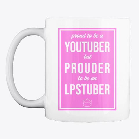 PROUD LPSTUBER - Mug