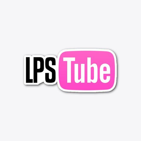 LPSTUBE - Sticker