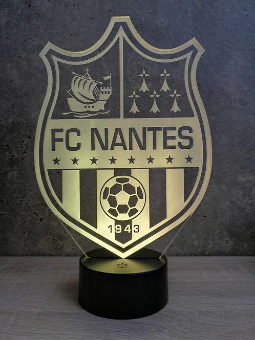 Lampe illusion foot Nantes