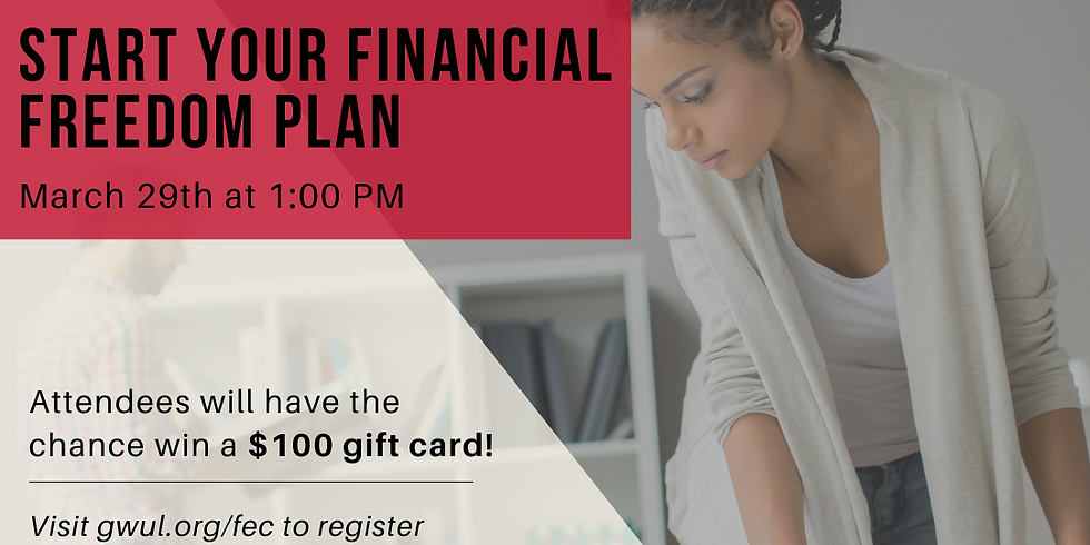Start Your Financial Freedom Plan