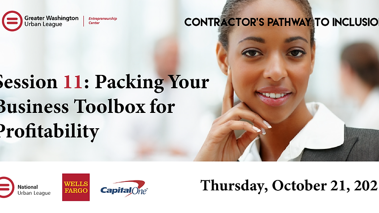 Contractor's Cohort S11 of 11: Tooling Your Business Toolbox for Profitability