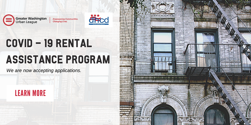 COVID-19 Housing Assistance Program Eligibility & Application Session