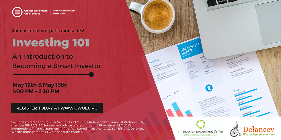 Investing 101 - An Introduction to Becoming a Smart Investor (Part 2)