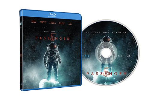 5th Passenger Blu-Ray