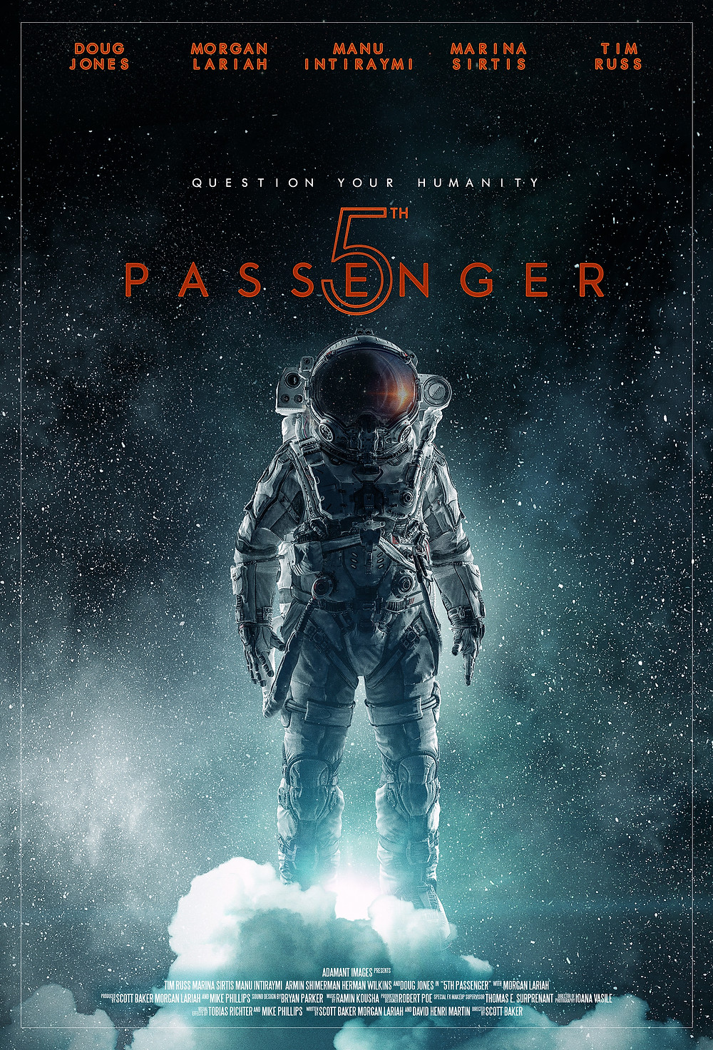 New Official 5th Passenger Poster