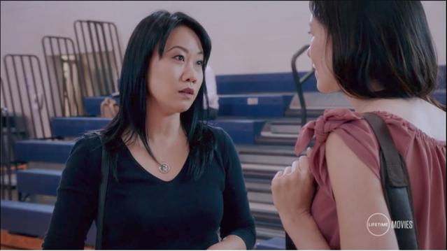 Ann Hu in Wicked Moms Club