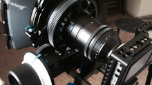 Using a Vintage Schneider Zoom lens on the Black Magic Pocket Cinema Camera for a feature film