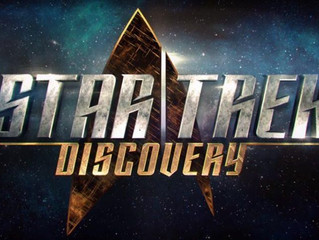Post Updates and Star Trek: Discovery
